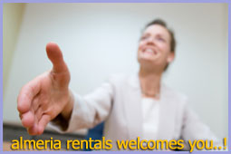 Welcome to Almeria Rentals